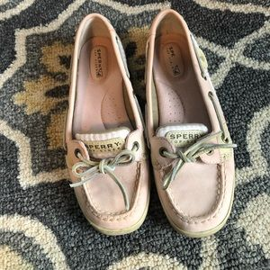 Sperry Top Sider Blush Pink
